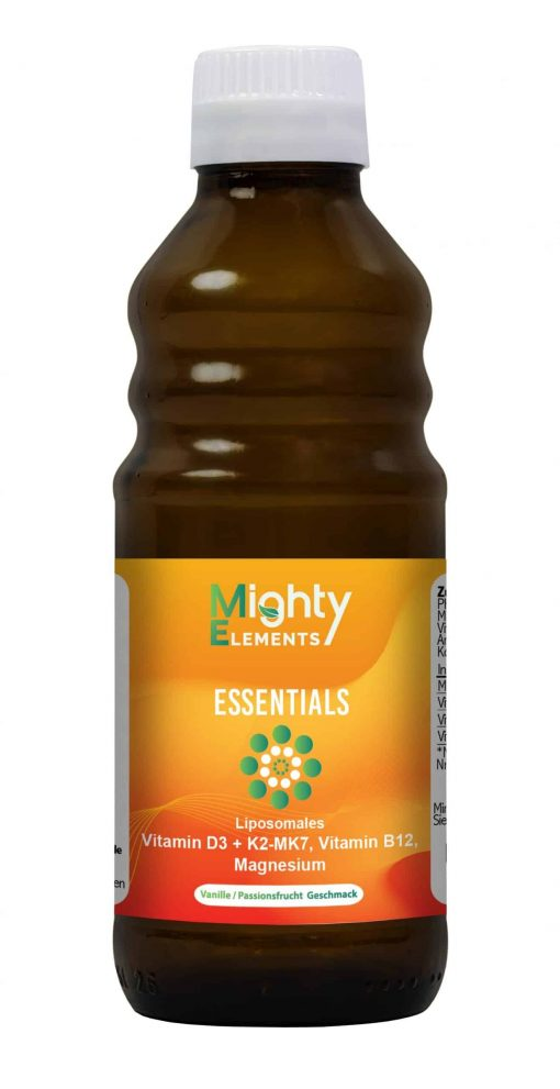 Mighty Elements Essentials Vorne