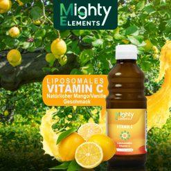 Vitamin C - Pure Liposomales Vitamin C