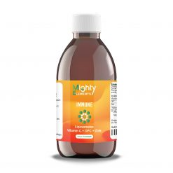 Mighty Elements Immune front