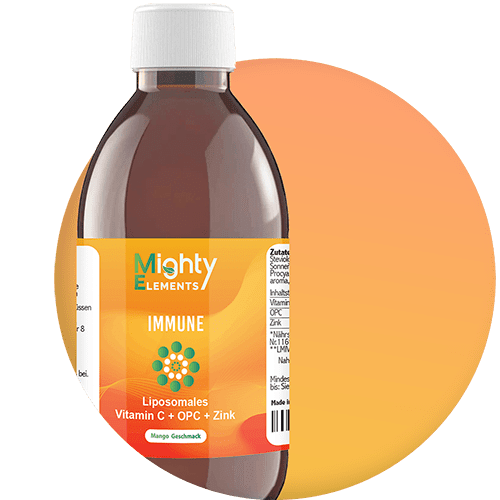 Liposomale Nahrungsergänzung Immune