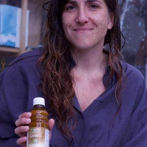 """Jolanda: """"Zur Unterstützung meiner Detox Kur habe ich lange nach einem perfekten Produkt gesucht, bei Mighty Elements habe ich es endlich gefunden"""""""